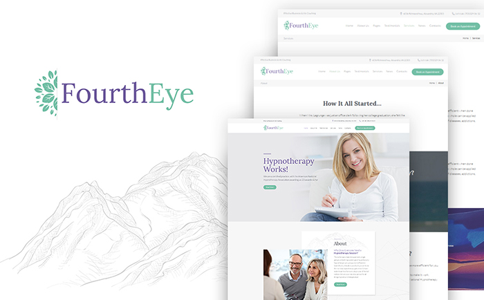 Theme WordPress hypnotherapie