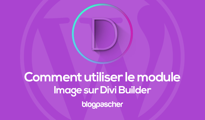 How to use the image module on divi builder