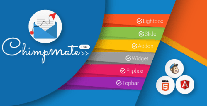 Chimpmate pro plugins wordpress creer popup pop up opt in