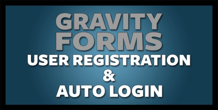 Gravity forms user registration and login plugins wordpress creer formulaire connexion login