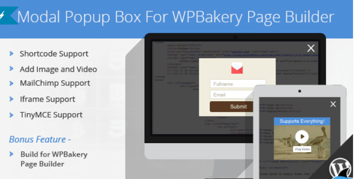 Modal popup box plugins wordpress creer popup pop up opt in
