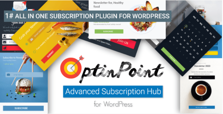 Optinpoint plugins wordpress creer popup pop up opt in