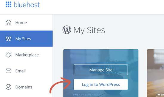 gestion de sites bluehost.jpg