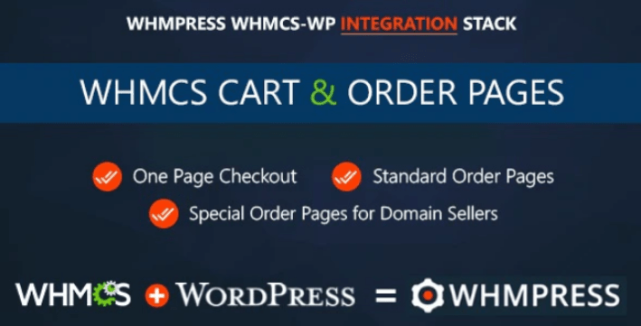 Whmcs cart order pages one page checkout 1