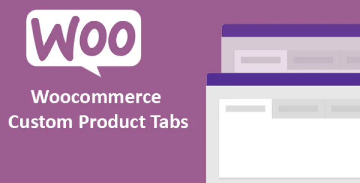 Woocommerce custom product tabs plugin wordpress