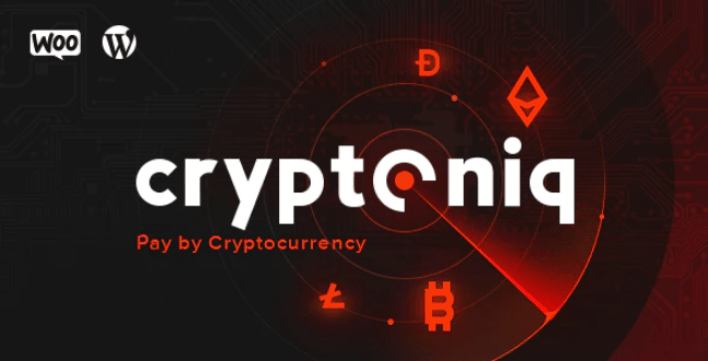 Cryptoniq cryptocurrency payment plugin wordpress