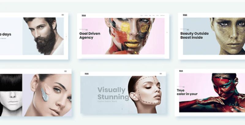 Adios 10 themes wordpress excellents creer site web portfolio