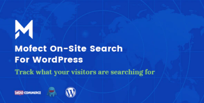 Mofect on site search for wordpress plugin