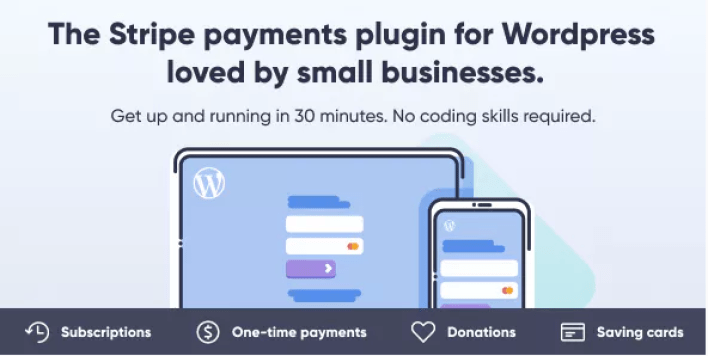 Wp full stripe subscription and payment plugin for wordpress