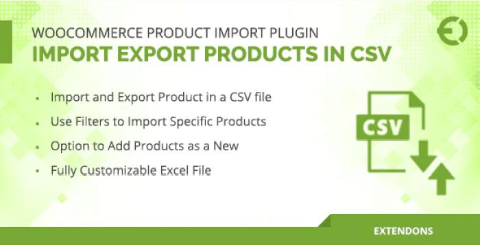 Woocommerce product import plugin wordpress