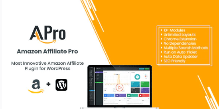 créer un programme d'affiliation Amazon - Aapro amazon affiliate pro wordpress plugin