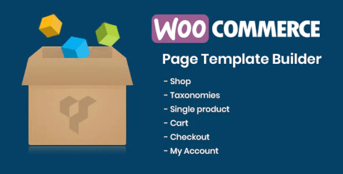 Dhwcpage woocommerce page template builder plugin wordpress