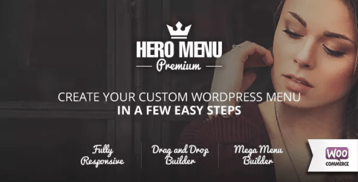 Hero Menu Responsive WordPress Mega Menu Plugin