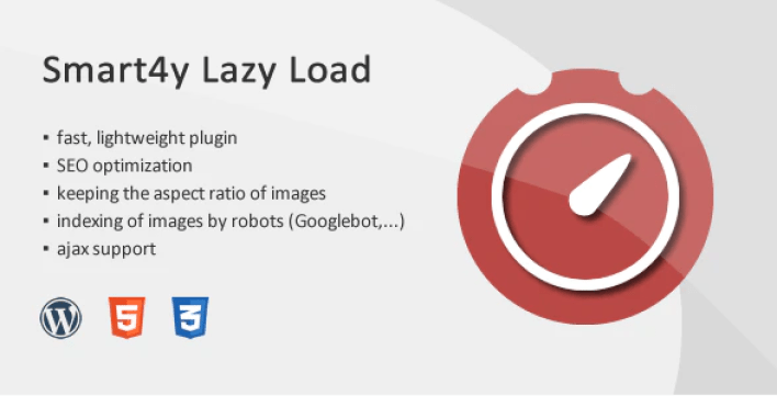 Smart4y lazy load image iframe wordpress plugin