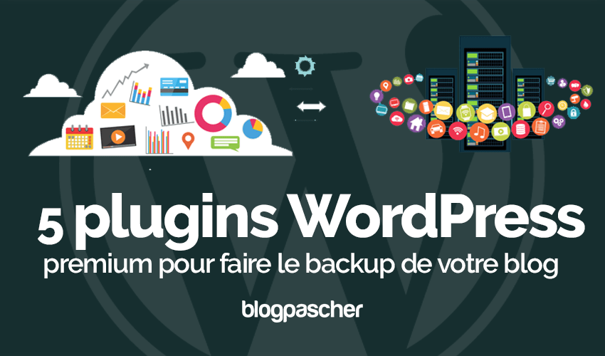 Wordpress-plugin till backup-blogg