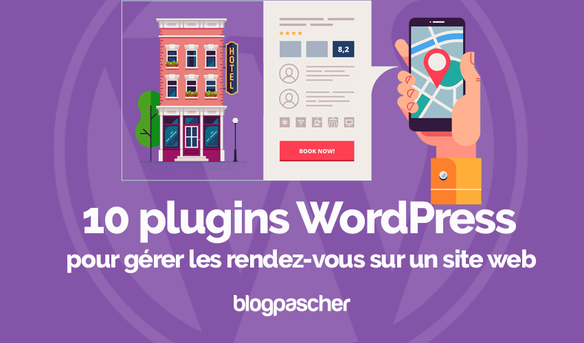 Plugins Wordpress Gerer Rendez Vous Site Web