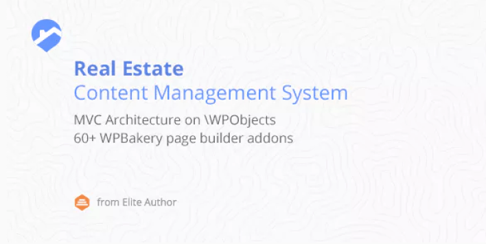 Area wordpress plugin real estate cms with 60 wpbakery page builder addons