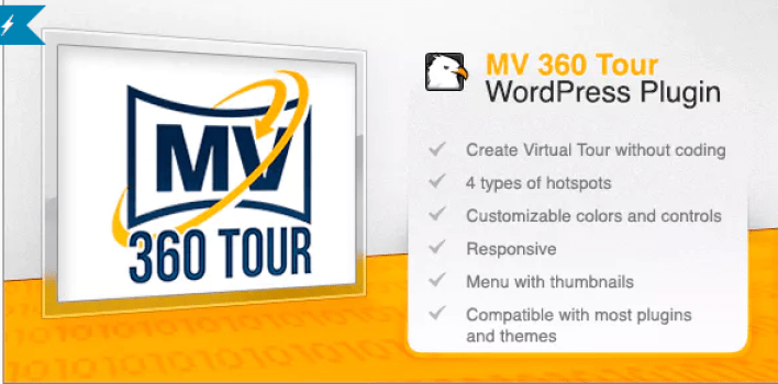 Mv 360 tour plugin wordpress immobilier