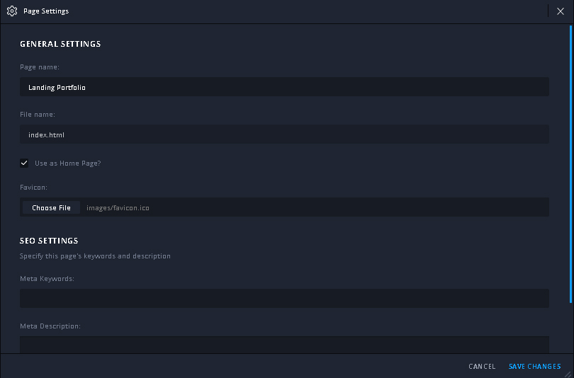 Revisão do Novi HTML Visual Builder