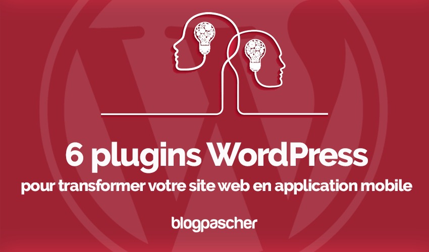 Plugins wordpress transformer site web application mobile