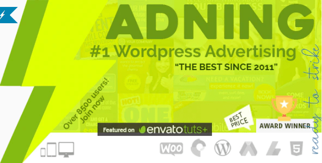 Adning advertising professional all in one ad manager plugin wordpress
