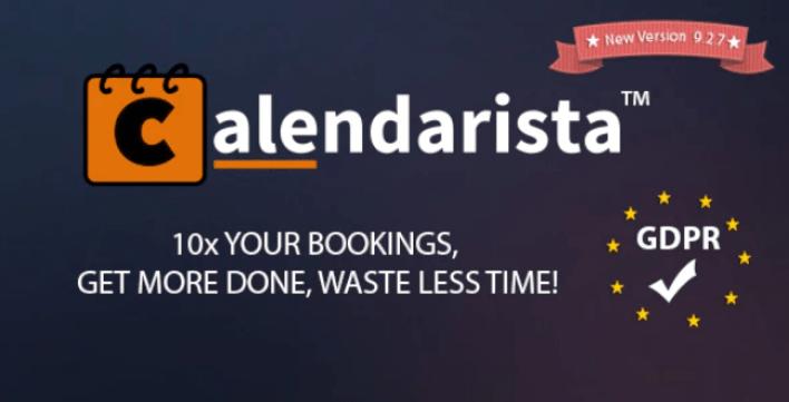 Calendarista premium wp appointment booking plugin and schedule system wordpress plugin