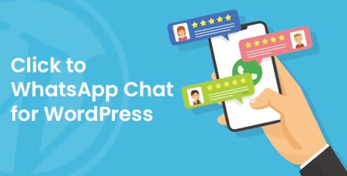 Click to whatsapp chat for wordpress plugin