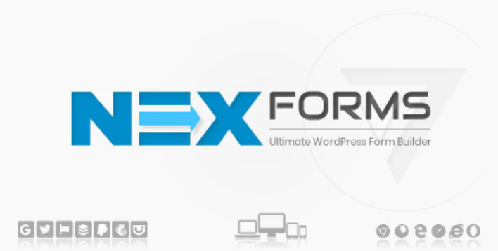 Nex forms the ultimate wordpress form builder plugin wordpress