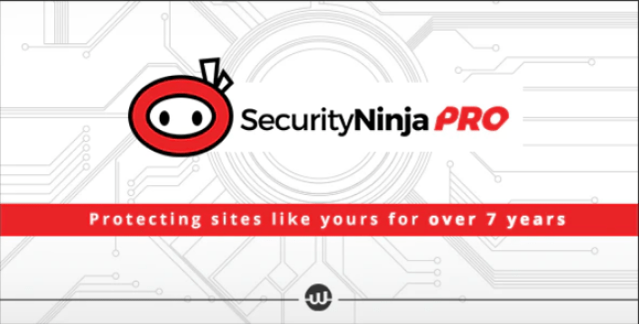 Security ninja pro plugin wordpress