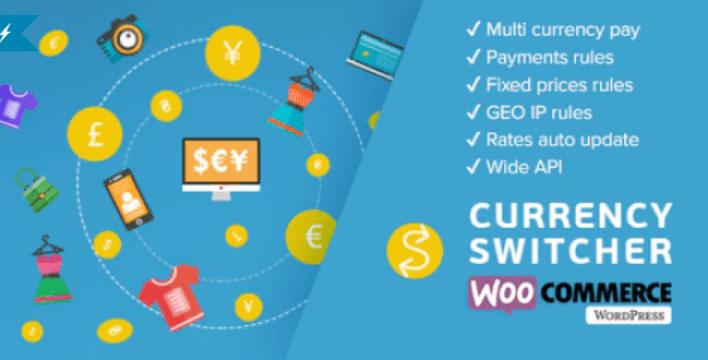 Woocs woocommerce currency switcher woocommerce multi moeda e woocommerce multi-pagamento plugin wordpress 1