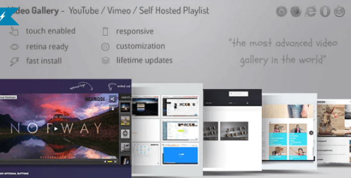 Video gallery wordpress plugin w youtube vimeo facebook pages plugin wordpress