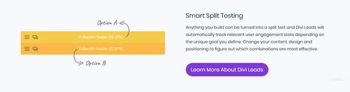 smart split testing