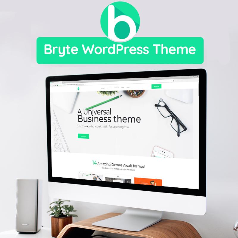 Bryte Elementor WordPress Tema