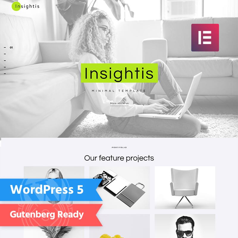 Insightis WordPress Teması