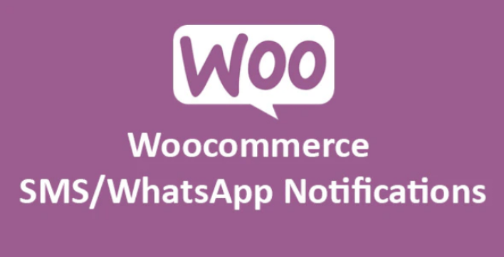 Woocommerce SMS WhatsApp Benachrichtigungen WordPress Plugin
