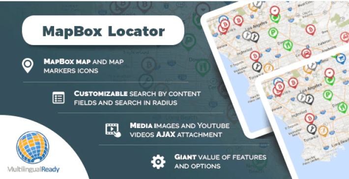 plugins WordPress pour cartes google maps