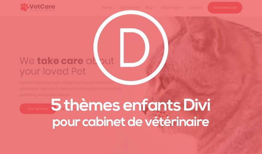 5 Thèmes Divi Pour Cabinet De Vétérinaire