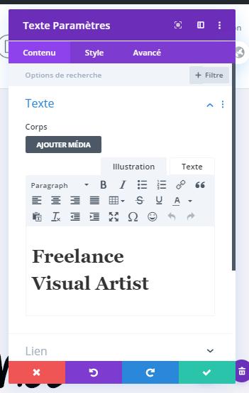 Freelance assistance divi