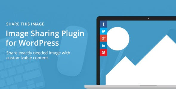 Image share plugin wordpress