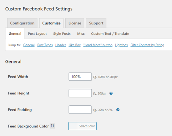 Comment afficher timeline facebook wordpress blogpascher 8