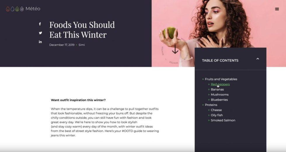 Tablo içeriği nasıl eklenir wordpress elementor blogpascher etiketi