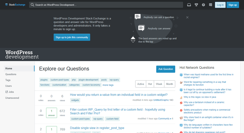 Ressources utiles developpeurs stack exchange blogpascher