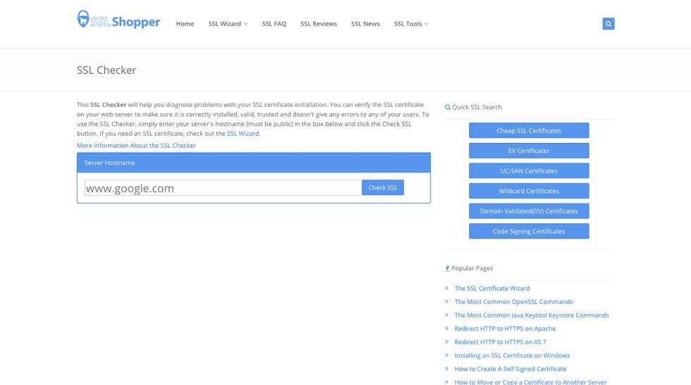 Client SSL