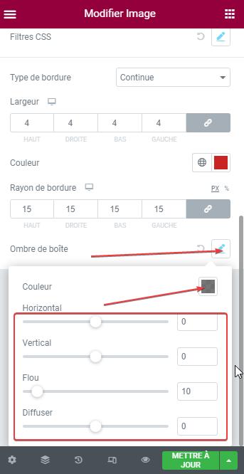 Comment utiliser le widget Image dans Elementor