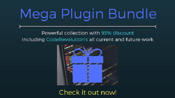 méga bundle par CodeRevolution