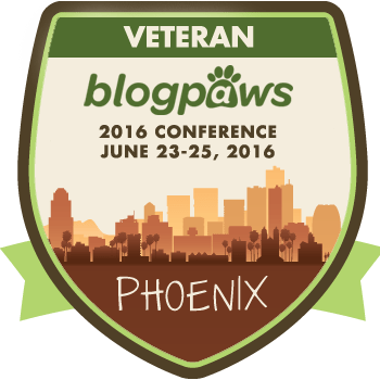 I've been to BlogPaws before and I'm going again! Join me!