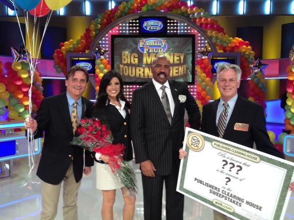 Publishers Clearing House Prize Patrol