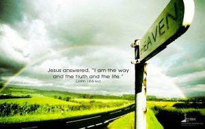 eu sou o caminho - Eu sou o caminho