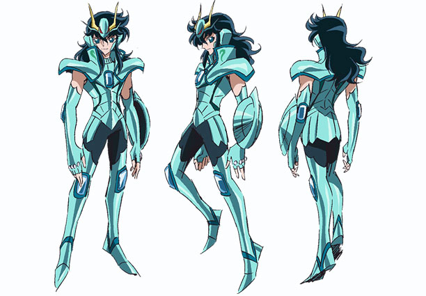 ryuhou de dragc3a3o - Crítica: Os Cavaleiros do Zodíaco - Saint Seiya Omega
