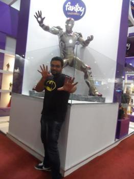 sam 0795 copy - Comic Con Experience 2014 - A maior feira Geek da América Latina e estivemos lá!!!